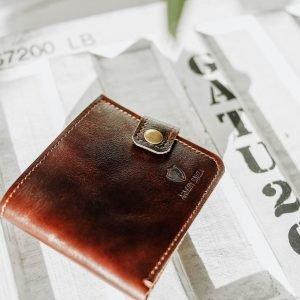 Уникальный кошелек с защитой rfid BNZ-4173 219169