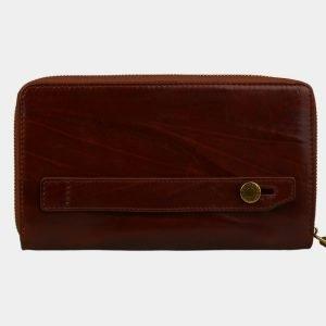 Удобный светло-коричневый портмоне ATS-3084 213560