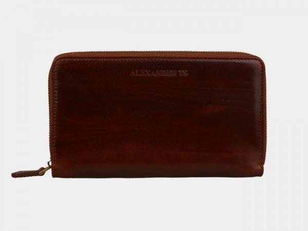Удобный светло-коричневый портмоне ATS-3084