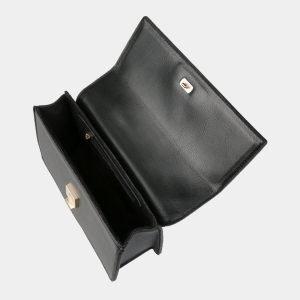 Деловой черный женский клатч ATS-3151 213407