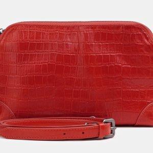 Неповторимая красная женская сумка ATS-3854
