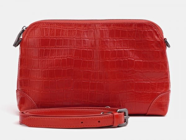 Модная красная женская сумка ATS-3854
