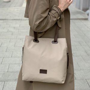 Модная черная женская сумка FBR-2688 224709