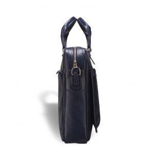 Неповторимая синяя мужская классическая сумка BRL-3424 225025