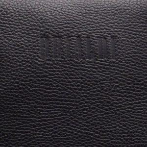 Стильная черная мужская сумка трансформер через плечо BRL-23166 224981