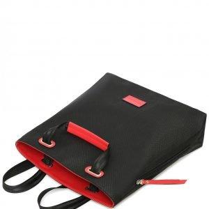 Модная черная женская сумка FBR-2688 224707