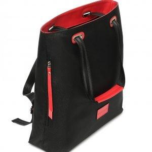 Модная черная женская сумка FBR-2688 224705