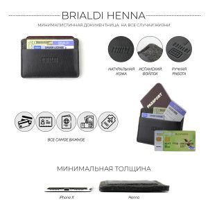 Модный черный аксессуар BRL-26733 225626