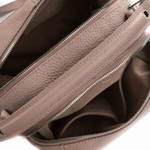 Модная бежевая женская сумка FBR-1761 227077