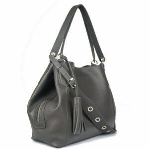Функциональная серая женская сумка FBR-2351 227080