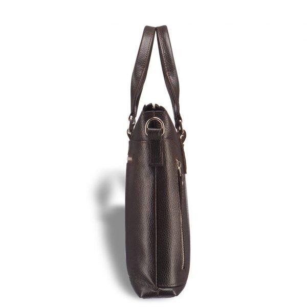 Солидная коричневая мужская кожгалантерея BRL-17806