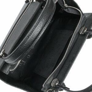 Кожаная черная женская сумка FBR-2372 226241