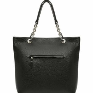 Кожаная черная женская сумка FBR-1347 227066