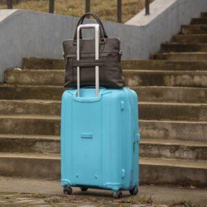 Уникальная коричневая мужская сумка для документов BRL-44551 226749