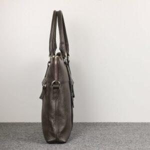 Уникальная коричневая мужская сумка для документов BRL-44551 226727
