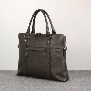 Уникальная коричневая мужская сумка для документов BRL-44551 226719
