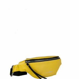 Кожаная черная женская сумка FBR-2482