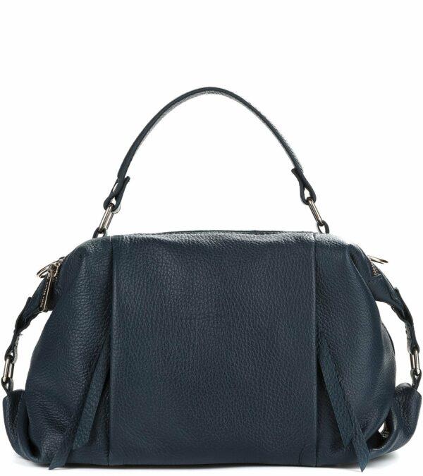 Деловая синяя женская сумка FBR-1691