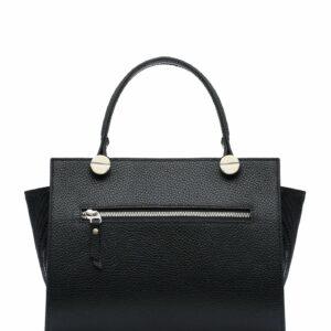 Кожаная черная женская сумка FBR-2372 226239