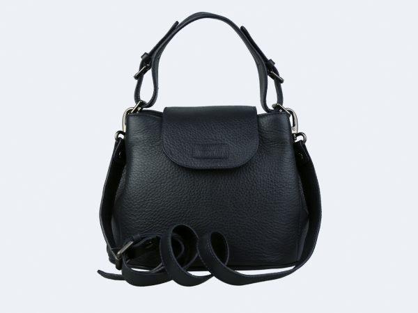 Удобная синяя женская сумка ATS-3096