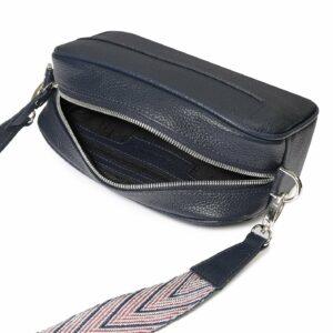 Неповторимая синяя женская сумка через плечо FBR-2656 227087