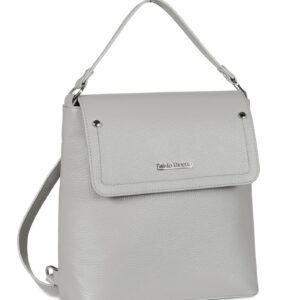 Деловой серый женский рюкзак FBR-2091