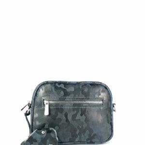 Функциональная серая женская сумка через плечо FBR-2320 226226