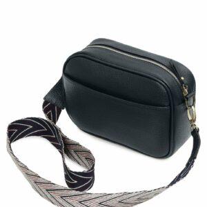 Неповторимая синяя женская сумка через плечо FBR-2656 227086