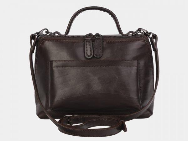 Стильная коричневая женская сумка ATS-3020