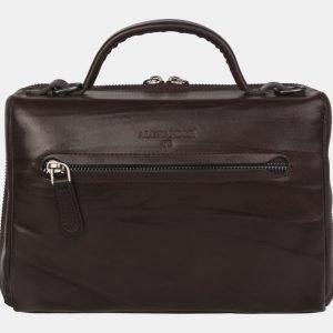 Стильная коричневая женская сумка ATS-3020 225751