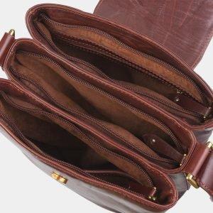 Неповторимая светло-коричневая женская сумка ATS-2629 225757