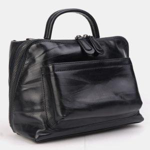 Модная черная женская сумка ATS-3294 225730