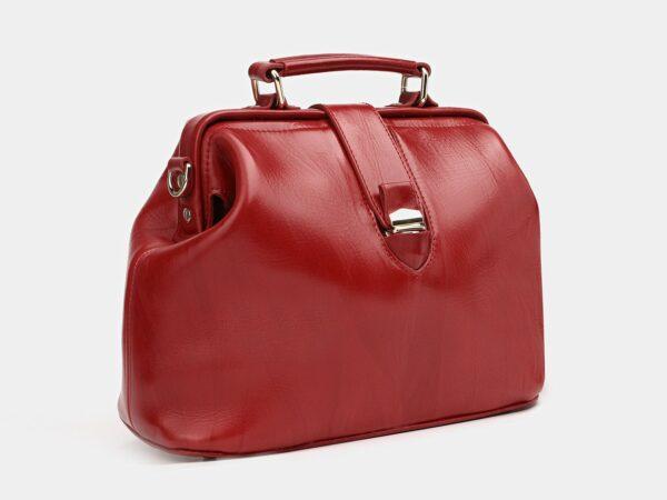 Неповторимая красная женская сумка ATS-1498