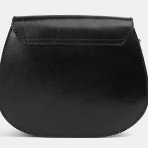 Стильный черный женский клатч ATS-3994 225659
