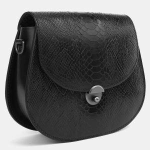 Функциональный черный женский клатч ATS-3995 225653