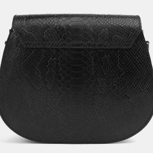Функциональный черный женский клатч ATS-3995 225654