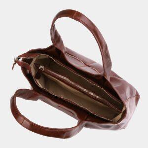 Функциональная светло-коричневая женская сумка ATS-2182 226407