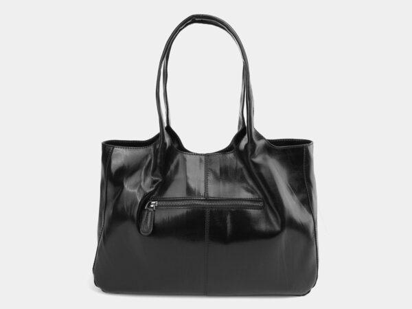Уникальная черная женская сумка ATS-2240