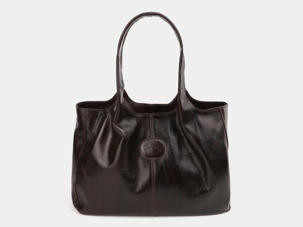 Уникальная коричневая женская сумка ATS-2131