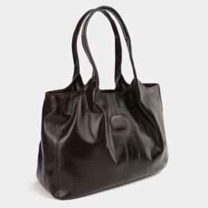 Уникальная коричневая женская сумка ATS-2131 226410