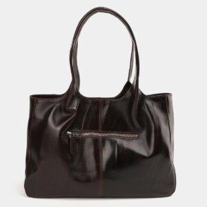 Уникальная коричневая женская сумка ATS-2131 226411