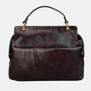 Функциональная коричневая женская сумка ATS-3161 225736