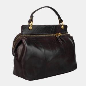 Функциональная коричневая женская сумка ATS-3161 225735