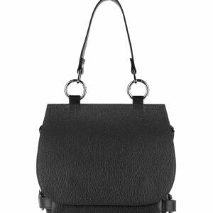 Удобная черная женская сумка FBR-1532 226033