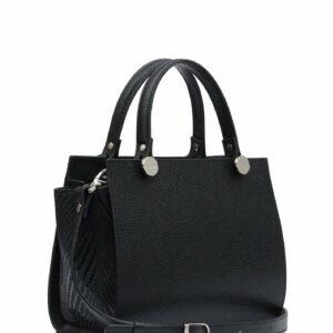 Кожаная черная женская сумка FBR-2372 226240