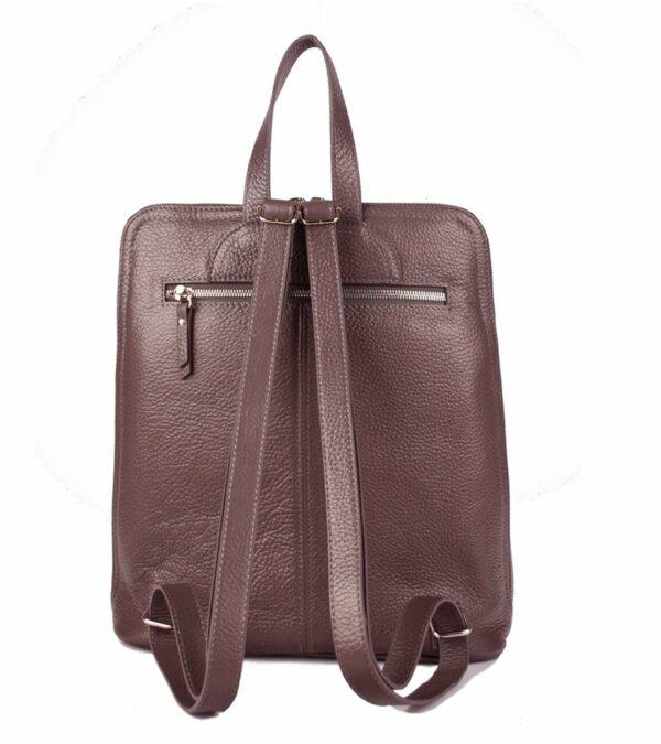 Солидный бордовый женский рюкзак FBR-2501