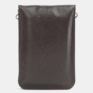 Удобный серый женский клатч ATS-3983 225578