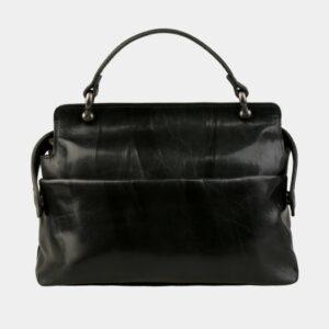 Деловая черная женская сумка ATS-3141 226396