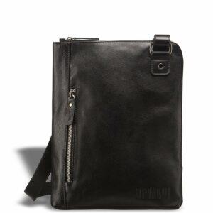Деловая черная мужская сумка мессенджер BRL-1039 227555