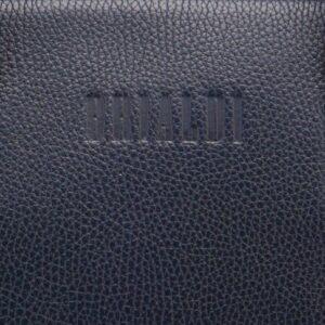 Уникальный синий мужской портмоне клатч BRL-23098 228339